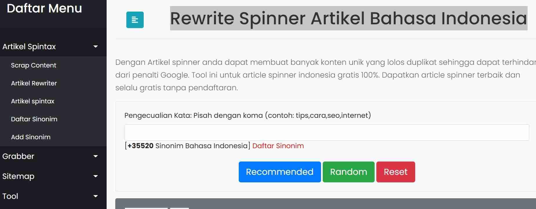 gambar tools spinner indonesia