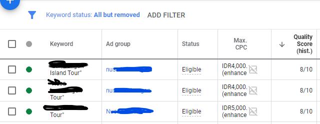contoh jasa iklan google ads